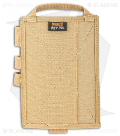 Maxpedition Hook & Loop Admin Panel Khaki PT1065K