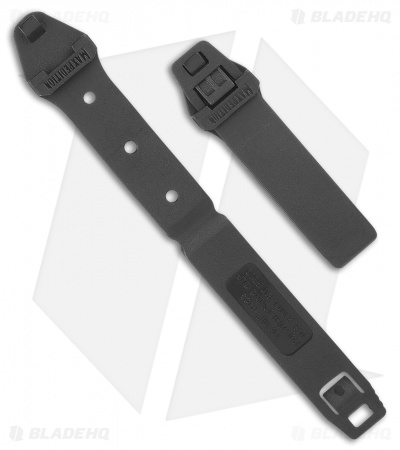 "Maxpedition 4"" TacTie Polymer Joining Clip System (Pack of 6) Black PJC3BLK"