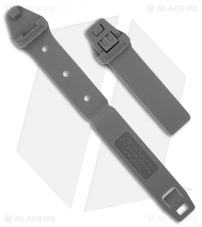 "Maxpedition 4"" TacTie Polymer Joining Clip System (Pack of 6) Gray PJC3GRY"