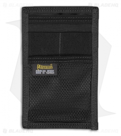 Maxpedition Hook and Loop Mini Organizer Black 3507B