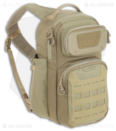 Maxpedition AGR Gridflux 18L Sling Pack Tan GRFTAN