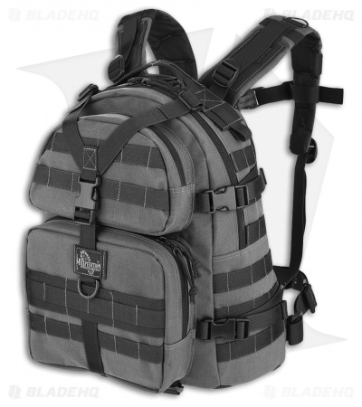 Maxpedition Condor II Wolf Gray 2-Day Assault Backpack Hydration 0512W