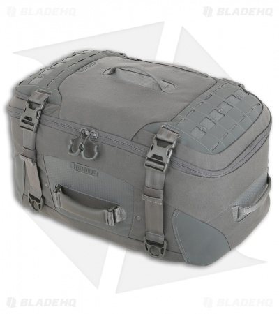 Maxpedition Ironcloud Backpack 48L Adventure Travel Bag Gray RCDGRY