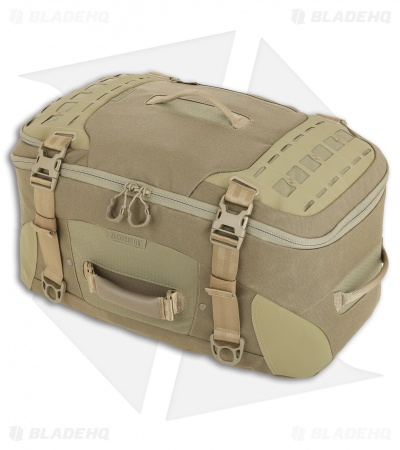 Maxpedition Ironcloud Backpack 48L Adventure Travel Bag Tan RCDTAN