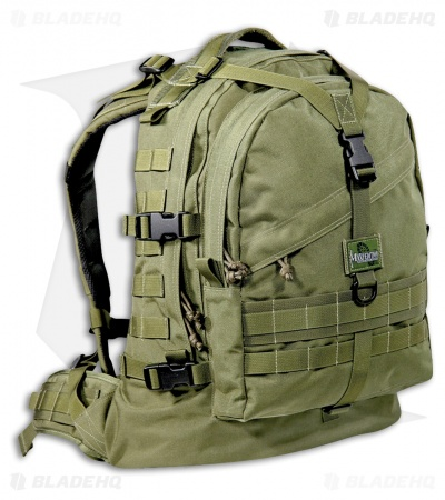 Maxpedition Vulture II OD Green 3-Day Backpack Assault Pack Bag 0514G
