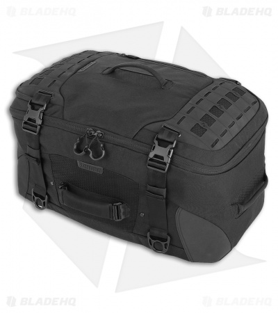 Maxpedition AGR Ironcloud Adventure Travel Bag Pack Black RCDBLK