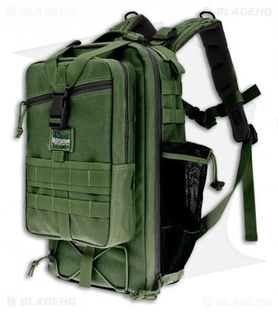 Maxpedition Pygmy Falcon II OD Green Backpack 0517G