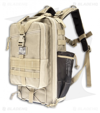 Maxpedition Pygmy Falcon II Khaki Backpack 0517K