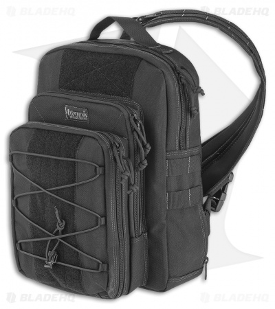 Maxpedition Duality Convertible Sling Bag Backpack Black PT1063B
