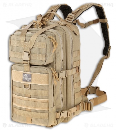 Maxpedition Falcon III Backpack CCW/Hydration Bag Khaki PT1430K