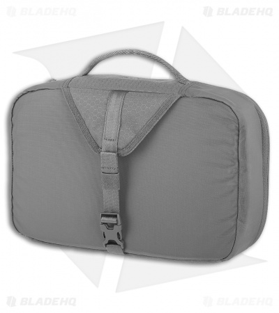 Maxpedition AGR Lightweight Toiletry Travel Bag Pack Gray LTBGRY