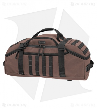 Maxpedition Doppelduffel Adventure Duffel Bag  Dark Brown 0608BR