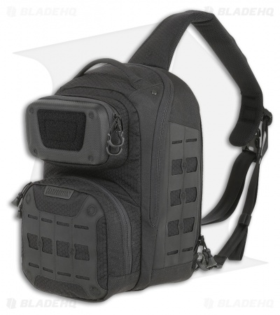 Maxpedition Edgepeak Ambidextrous Sling Pack Black  EDPBLK