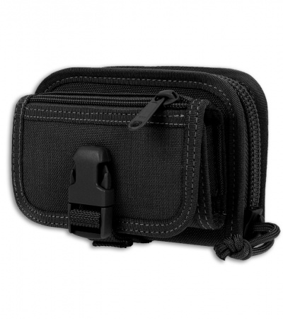 Maxpedition Rat Wallet Black Electronics Case Bag 0203B