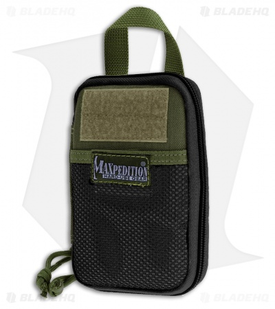 Maxpedition Mini Pocket Organizer OD Green Bag 0259G