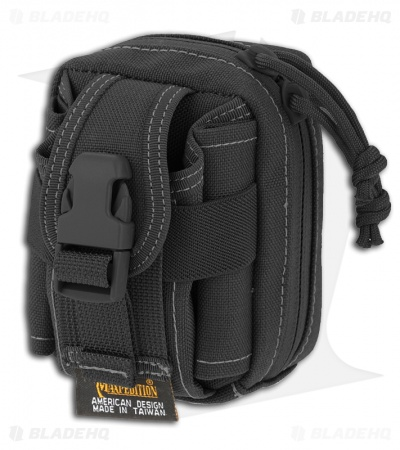 Maxpedition Anemone Pouch Black Bag 2302B