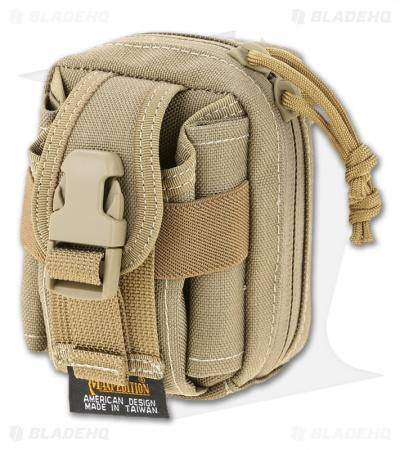 Maxpedition Anemone Pouch Khaki Bag 2302K