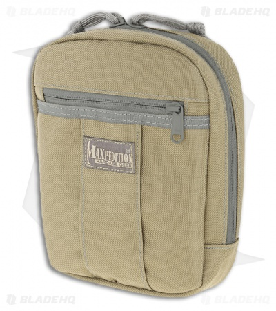 Maxpedition JK-1 Small Concealed Carry Pouch Khaki Waistpack 0480K