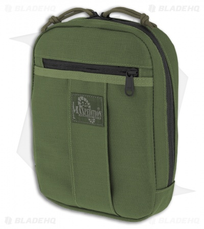 Maxpedition JK-2 Large Concealed Carry Pouch OD Green Waistpack 0481G