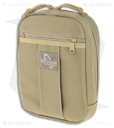 Maxpedition JK-2 Large Concealed Carry Pouch Khaki Waistpack 0481K