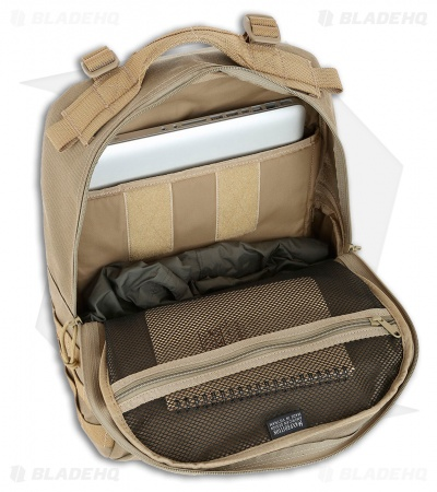Maxpedition Incognito Laptop Backpack Khaki PT1390K