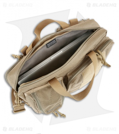 Maxpedition Incognito Quad Shoulder Bag Khaki PT1053K