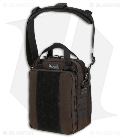 Maxpedition Incognito Duo Tablet Carrier Case Dark Brown PT1052BR