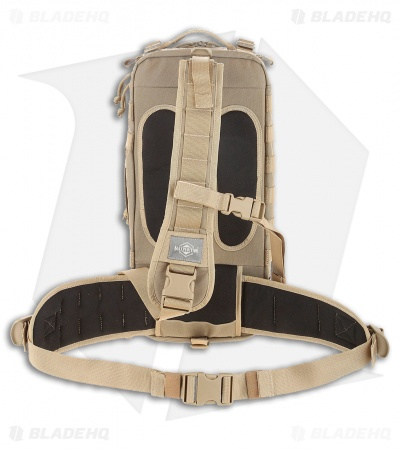 Maxpedition Gila Gearslinger Small Shoulder Sling Pack CCW Bag Khaki PT1061K