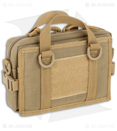 Maxpedition Small TripTych Organizer Bag/Pouch Khaki PT1180K