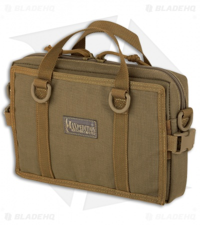 Maxpedition TripTych Organizer Medium Bag/Pouch Khaki PT1181K
