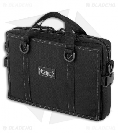 Maxpedition TripTych Organizer Large Bag/Pouch Black PT1182B