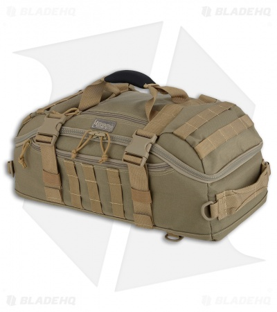 Maxpedition Soloduffel Adventure Bag Khaki PT1355K