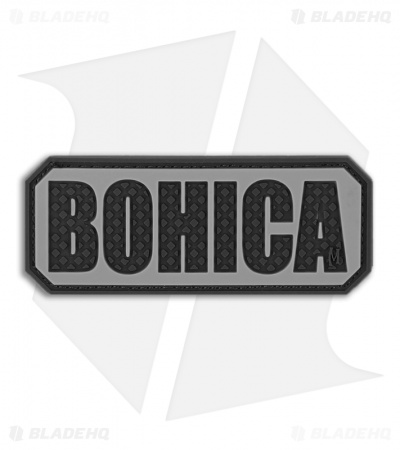 "Maxpedition 2.5"" x 1"" BOHICA PVC Patch (SWAT) BOHCS"