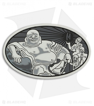 "Maxpedition 2.9"" x 1.8"" Buddha Laughing PVC Patch (SWAT)"