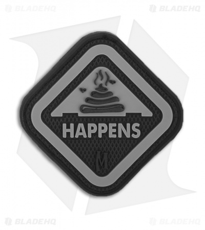 "Maxpedition 2"" x 2"" **It Happens PVC Patch (SWAT) ITHPS"