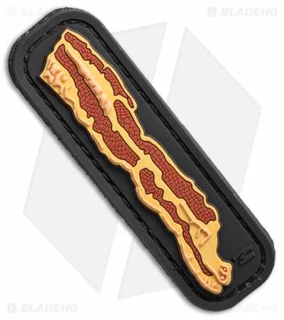 "Maxpedition 3.0"" x 1.0"" Bacon PVC Patch (SWAT)"
