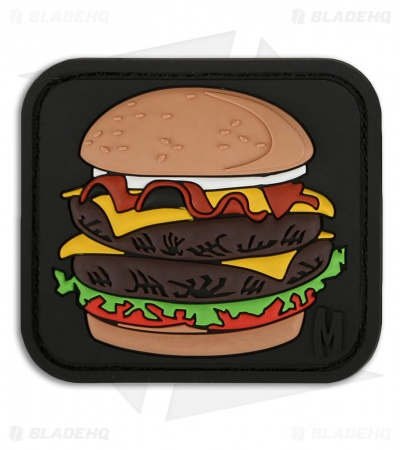 Maxpedition Patch Burger Full Color BURGC