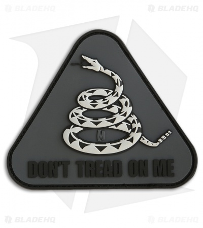 Maxpedition Don't Tread On Me PVC Patch (SWAT)