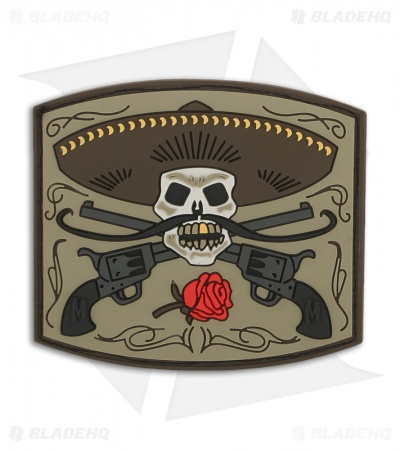 Maxpedition El Guapo PVC Morale Patch (ARID) ELGPA