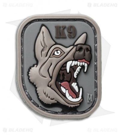 "Maxpedition 1.2"" x 1.4"" German Shepherd PVC Patch (Arid)"