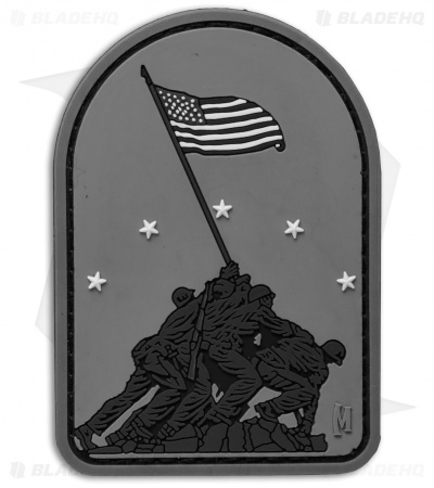 "Maxpedition 2.1"" x 3.0"" Iwo Jima PVC Patch (SWAT)"