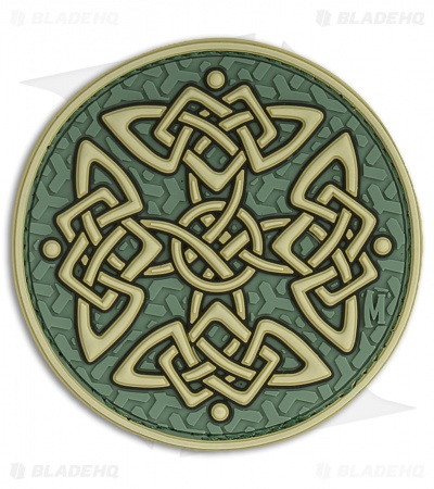 "Maxpedition 2.75"" Celtic Cross PVC Patch (Full Color)"