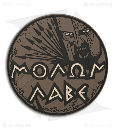 Maxpedition MOLON LABE Patch (Arid) MOLBA
