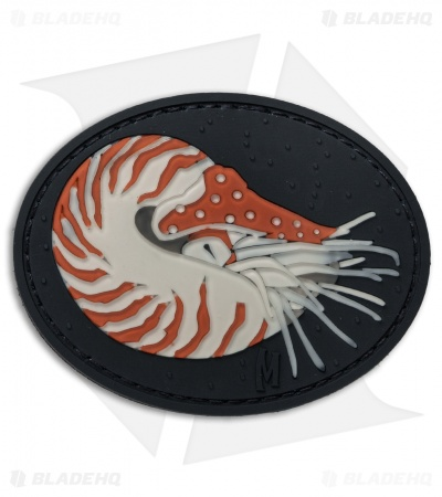 "Maxpedition 3.1"" x 2.4"" Nautilus PVC Patch (Color)"