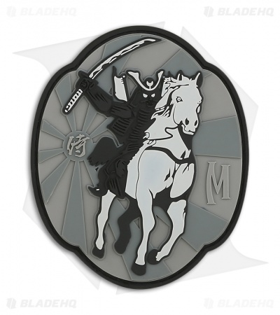 "Maxpedition 2.6"" x 3"" Samurai PVC Patch (SWAT) SMRIS"