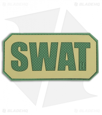 Maxpedition PVC Morale Patch SWAT (ARID) SWATA
