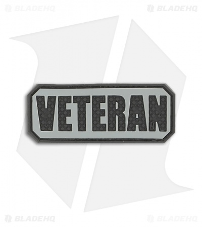 Maxpedition Veteran PVC Patch (SWAT) VETRS