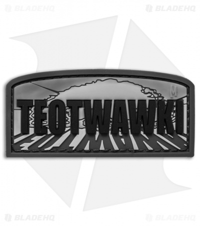 Maxpedition TEOTWAWKI Doom Patch PVC (SWAT)