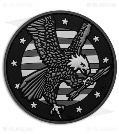 "Maxpedition 3.05"" x 3.05"" American Eagle PVC Patch (Swat)"