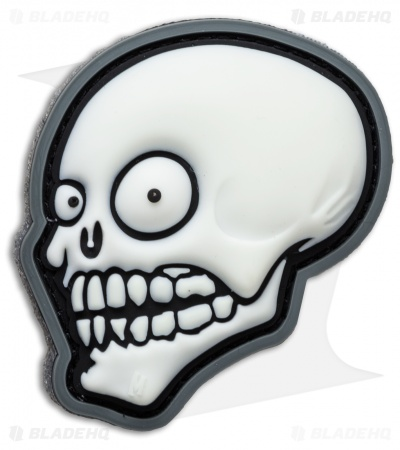 Maxpedition Look Skull Patch PVC (SWAT)